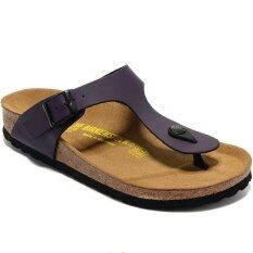 7cf6cd82a63d Men s Authentic Birkenstock Ramses Gizeh Flat Birko-Flor Flip Flops Slipper  Size 40-46