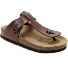 583005a5fbad42 Men s Authentic Birkenstock Ramses Gizeh Flat Birko-Flor Flip Flops  Slippers Size 40-46