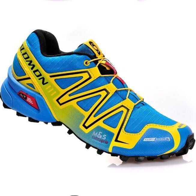 Men  S Otentik Salomon Speed Cross 3 CS III Sepatu Ukuran 40-46 ( 9f29aa25a9