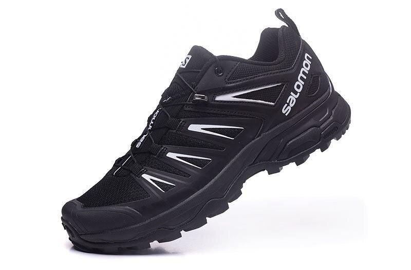 Men  S Otentik Salomon XA PRO 3D Sepatu Pria Hiking Alas Kaki Lari Ukuran 40 486ae91fd5