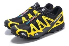 best service 8519a 1f0bb Men s Authentic Salomonn S-LAB Fell Cross 2 Shoes Breathable Hiking Running  Sneakers Size 40