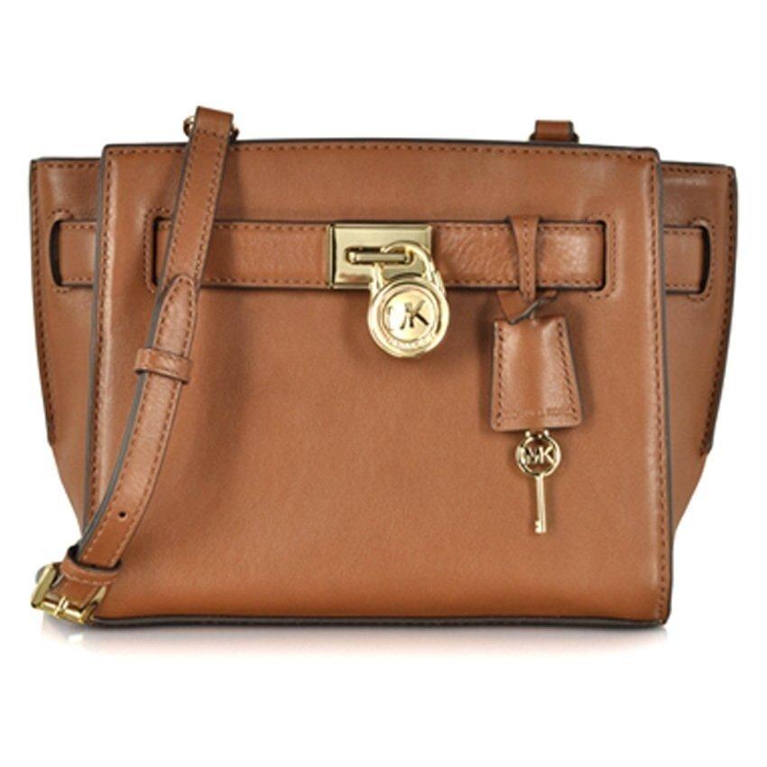 945392a2d105 😊🎾🏬🍹 Cari sekarang! Michael Kors Hamilton Traveler Leather ...
