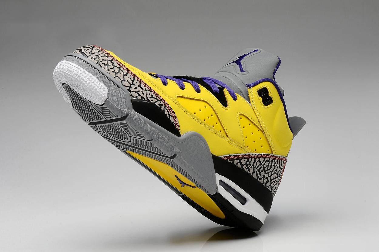 4ae5b179dc0 100% Original Michael Jordan MJ Basketball Shoe Air Jordan 4 Retro AJ  Sneakers Mid-Top Official