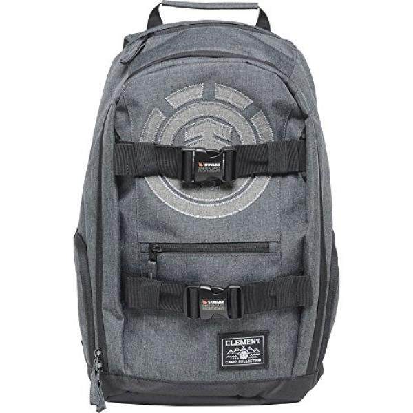 21bef263eb8e7 Mohave Rucksack FW17 Größe  One Size Farbe  Charcoal Heather Moss Green -  intl