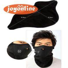 New 1x Neoprene Neck Warm Face Black Soft Mask Sport Motorcycle Bike Veil Cap By Joyonline.
