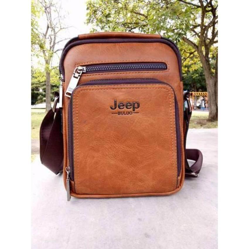 4ff361fed42 NiceCare New Arrival Jeep Buluo Bag Genuine Leather Bag Men Crossbody Bag  Messenger Bag Sling Bag