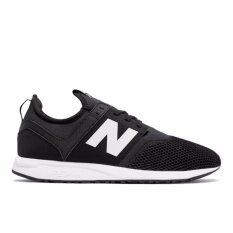 New Balance Men's Lifestyle Shoes 247 Classic (Black)
