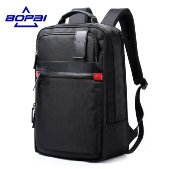New Best BOPAI Brand Large Capacity Men Backpack Waterproof Travel Male  Backpack Bags 15.6 Inch Notebook 0ff98c7a45034