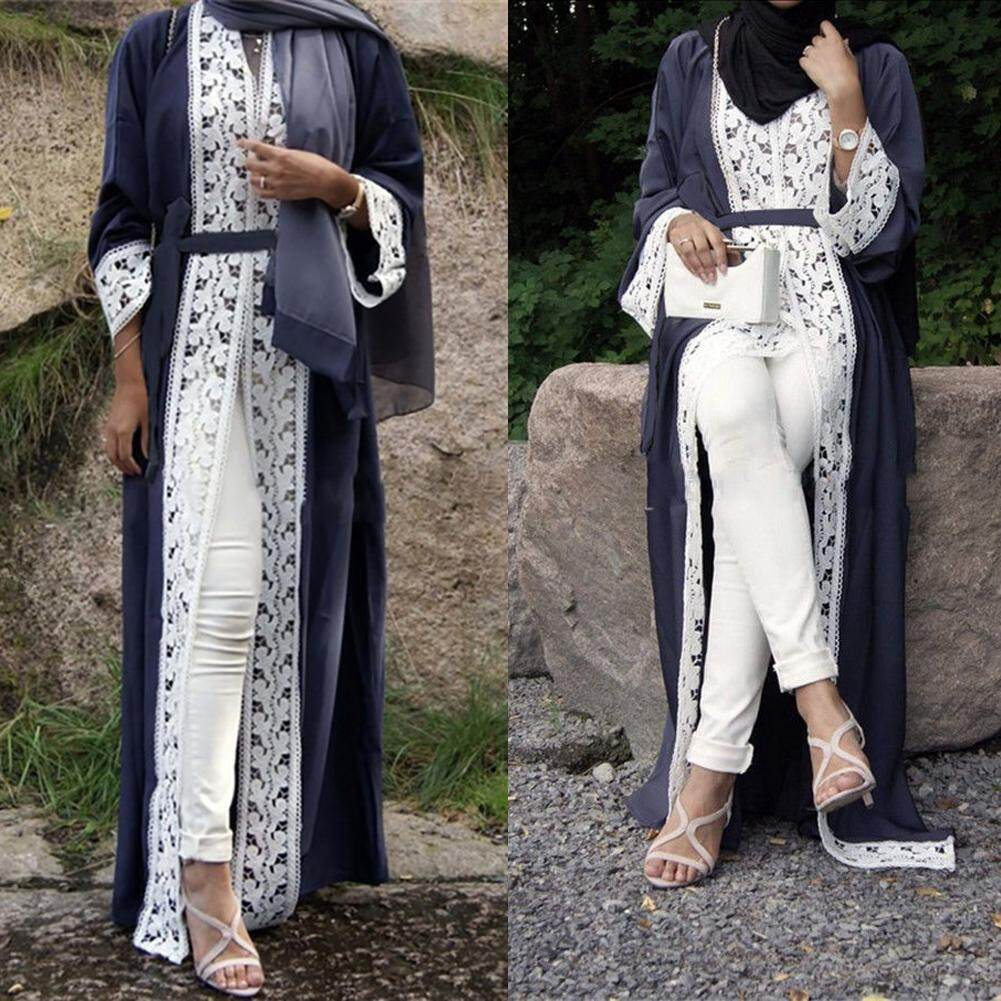 Sell Kaftan Dubai Cheapest Best Quality My Store Anneyep Printed Flowers Muslim Maxi Dress Myr 160