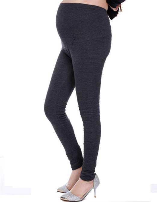 New Fashion Women's Maternity Pregnant Leggings Full Ankle Length - intl giá chỉ .