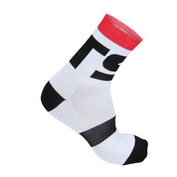 New Monton Men Cycling Socks High Elasticity Outdoor Sports Bike Footwear For Road Bike Socks