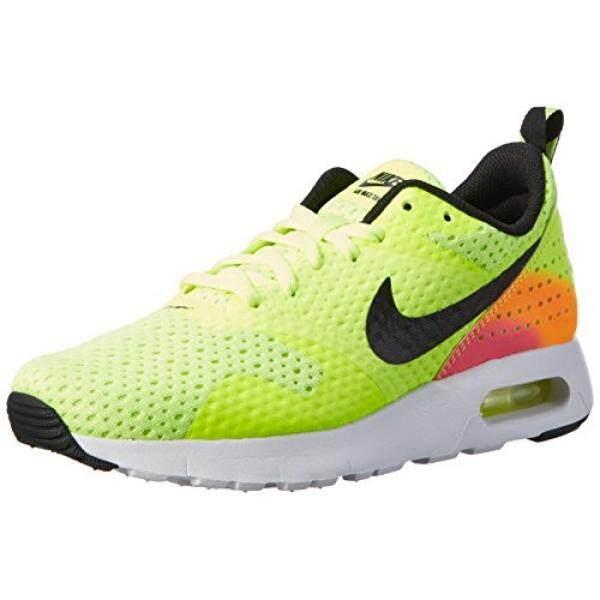 Nike Udara Maksimum Tavas FB Sneaker Model Saat Ini 2016 Neon/Hitam/Warna-warni, Warna: Neon; eu Shoe Ukuran: Eropa 39-Internasional