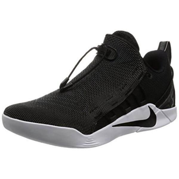 Nike Kobe A.D. NXT mens basketball-shoes 882049-007_9.5 – Black/Metallic Silver-White-White – intl