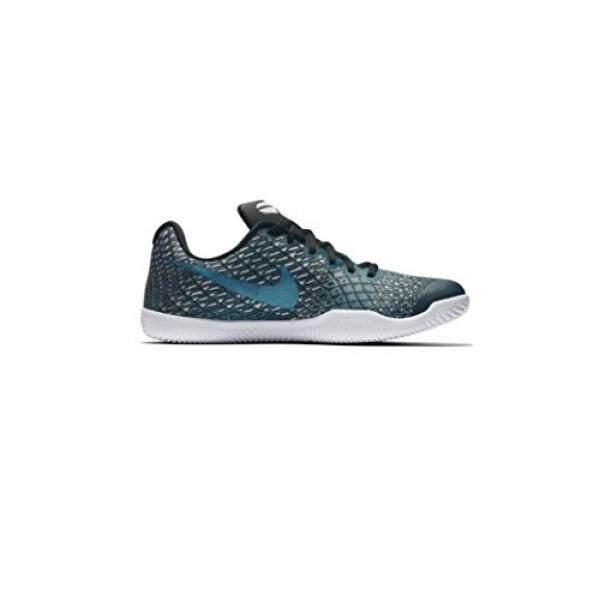 NIKE Kobe Mamba Instinct Shoes Mens Basketball Sneakers Green/White/Black - intl