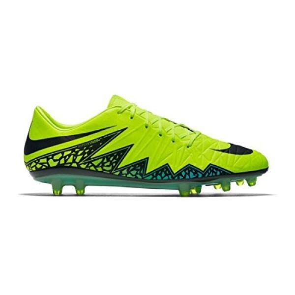 Nike Mens Hypervenom Phatal II Fg Soccer Cleat Volt with Black/Turqoise - intl