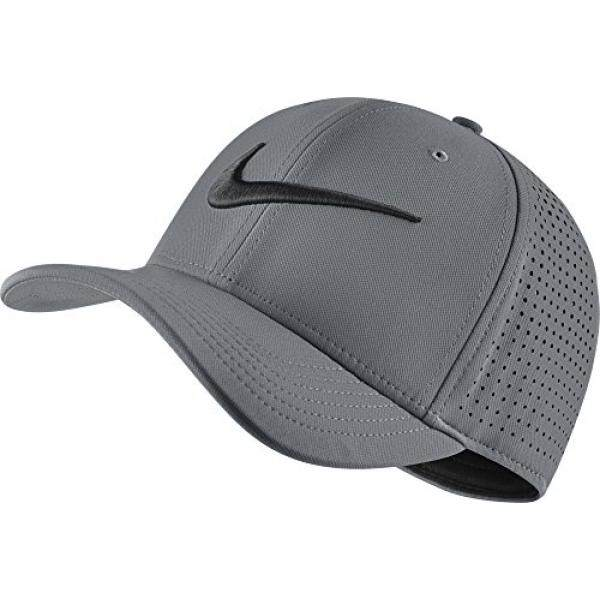 4c720215b Nike Golf True Tour Fitted Hat, White, Small/Medium - intl Philippines