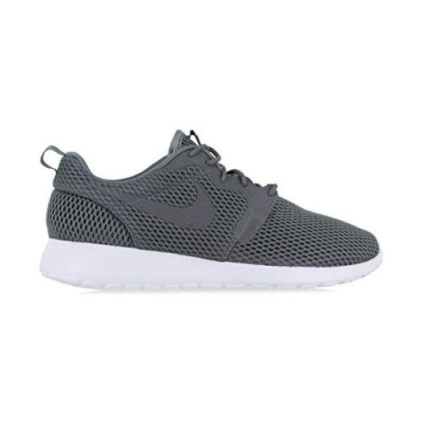 Nike Roshe One Hyperfuse Breathe Shoes, Cool Grey/White, 11 D US - intl