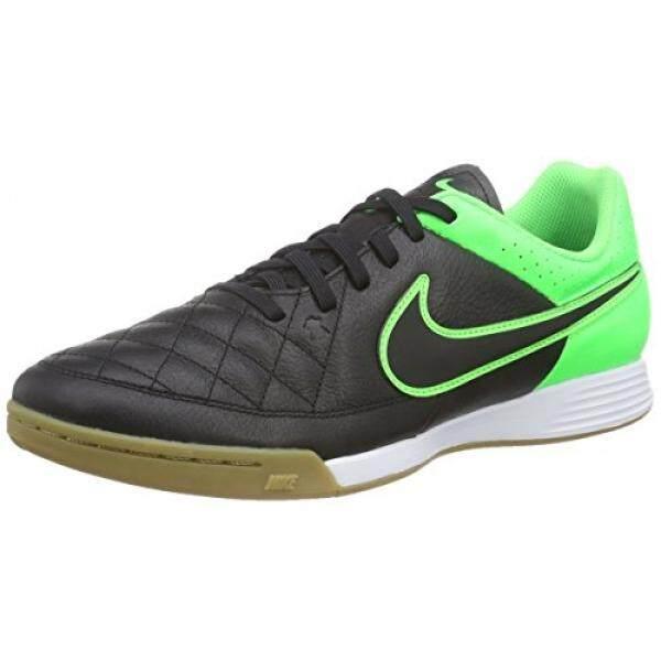 Nike Tiempo Genio Leather IC Indoor Soccer Shoe Sz. 9 - intl