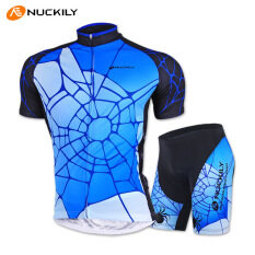 Nuckily Cycling Professional Cycling Jersey Mens Summer Suit By Yellow People International Trade.