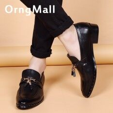 afce011126 OrngMall 2018 New Arrivals Mens Formal Shoes Casual Leather Shoes Tassel  Dress Oxford Party Office Nightclub