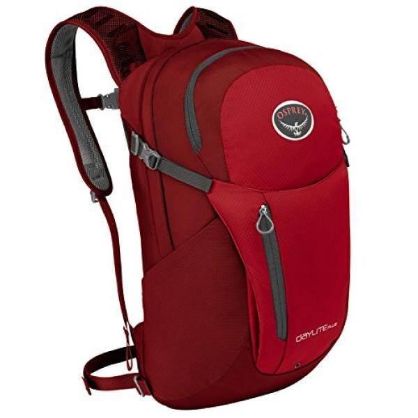 Osprey Packs Daylite Plus Backpack, Real Red - intl