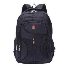 【free Shipping】outdoor Men Nylon Waterproof Backpack Satchel Travel Laptop Multifunction Bag By Freebang.