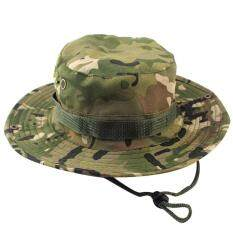 PAlight Men Outdoor Hats Camouflage Mountaineering Fishing Military Camping Caps