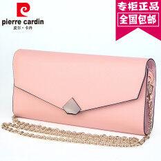 Pierre Cardin Women s Handbag Leather Wallet Lady s Clutch Bag Fashion Clutch  Women s Single-shoulder Bag 5a5647212ab27