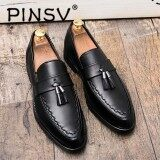Sale Pinsv Mens Formal Shoes Genuine Leather Men Shoes Formal Oxford Shoes For Men Office Social Pinsv Original