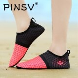Best Price Pinsv Women Outdoor Shoes Breathable Water Shoes Swimming Slip On Shoes Yoga Shoes Quick Drying Shoes Beach Upstream Trekking Barefoot Shoes Driving Shoes