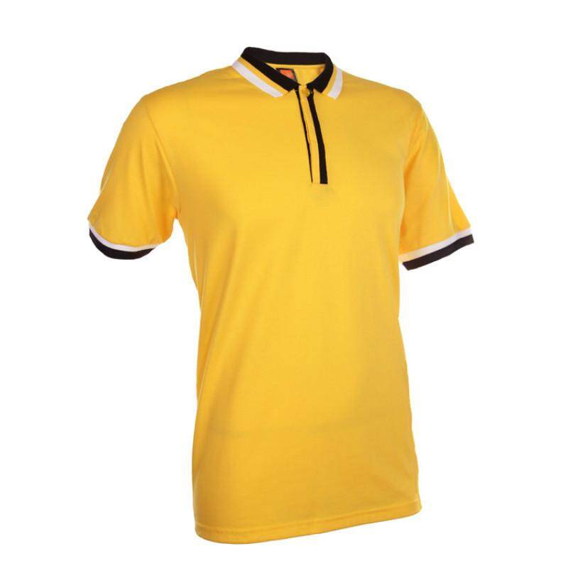 Polo Shirt Custom Work Clothes T - Shirt Printing Class Clothes Lapel Embroidery - intl