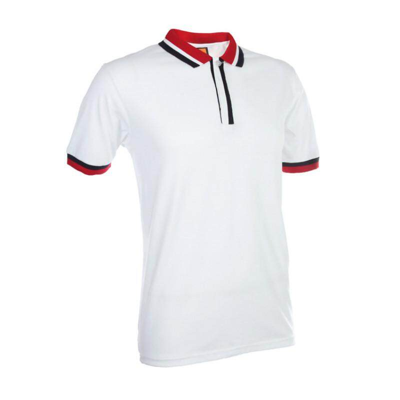 Polo Kaus Pekerjaan Kustom T-shirt Pakaian Cetak Kelas Pakaian Kelapak Bordir-Internasional