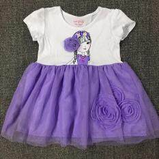 Premium Quality Tutu Dress - Purple By Sage.