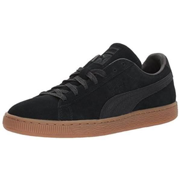 2baa6e5ccc9 PUMA Mens Suede Classic Natural Warmth Sneaker