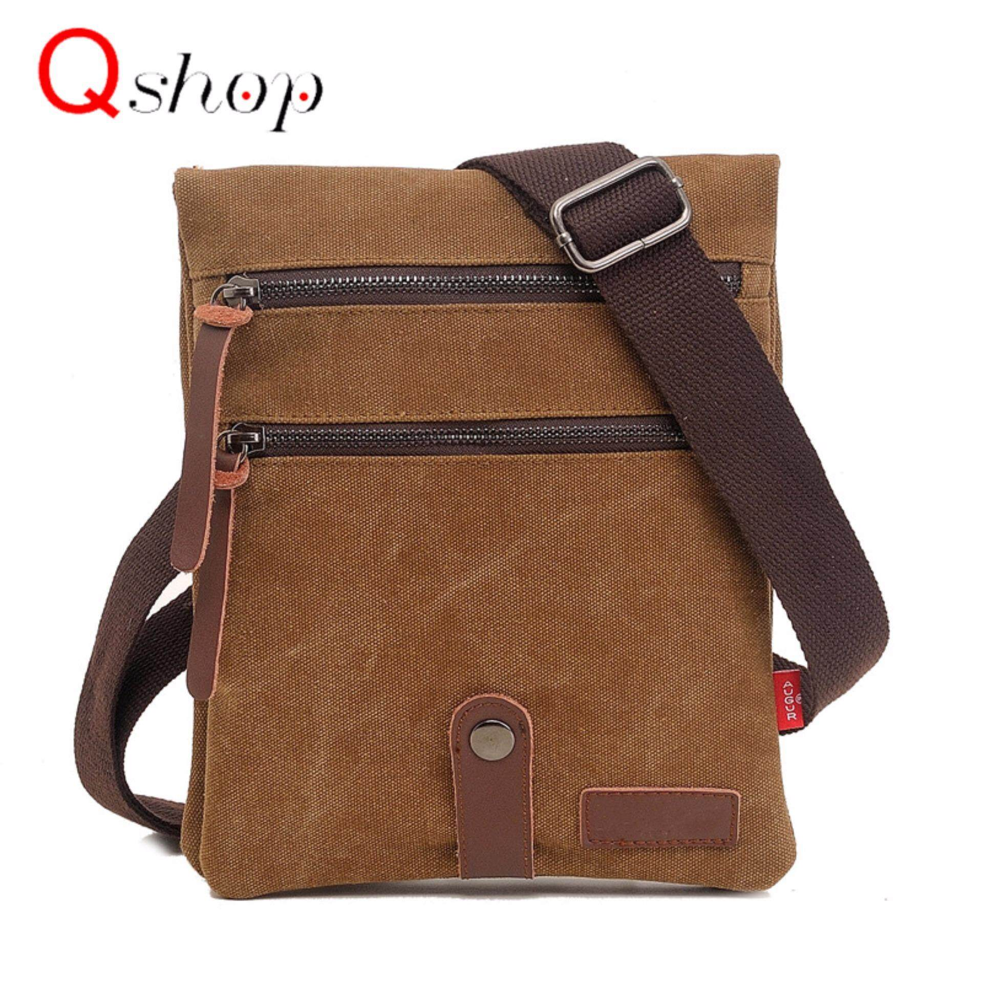 51daf43a0408 Vintage Travel Backpack Leisure Canvas With Leather- Fenix Toulouse ...