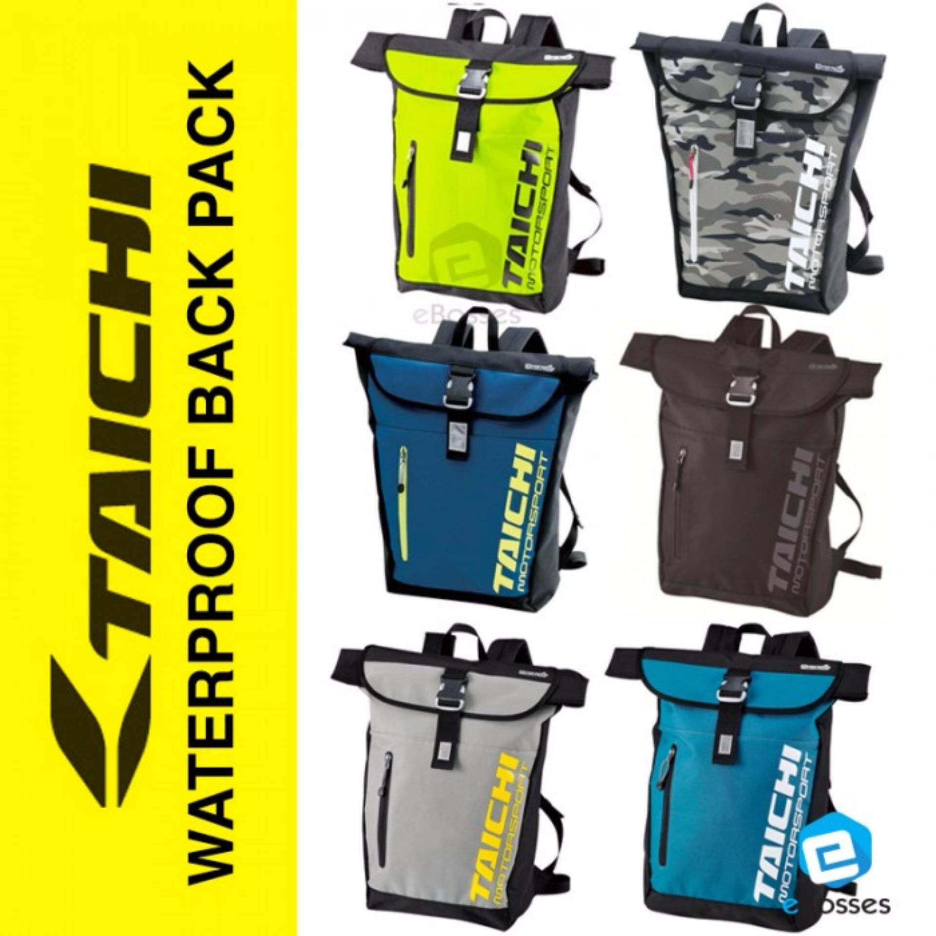Rs Taichi Waterproof Back Pack (Army)