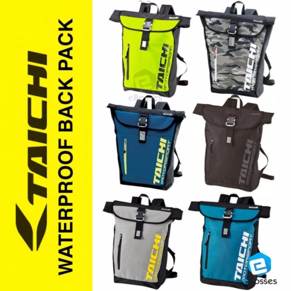 Rs Taichi Waterproof Back Pack (Black) - intl