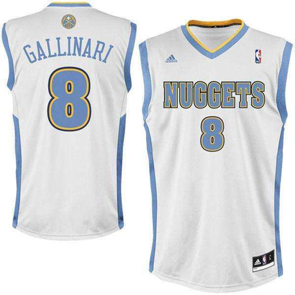 Reduced Denver Nuggets Christmas Jersey Bf821 07bc1