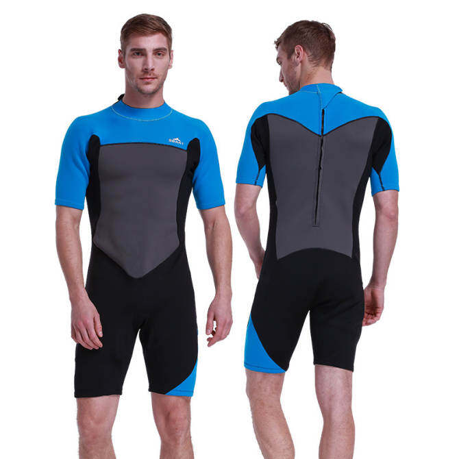 SBART Neoprene 2mm Men s Wetsuits Diving Suits Professional One Piece Rash  Guards Swimming Surfing Bodysuits d154349d0