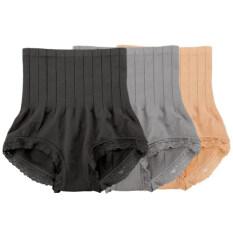 a603f0a61e2dc BAG SOCIETY - Set of 3 Japan MUNAFIE Seamless Fat Burning Flatten Tummy Hip  Lifting Slimming