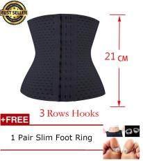 82816ca0651 Slimming Waist Shaper Corset Waist Trainer Latex Shapewear Corset Chest  Binder Butt Lifter Girdle Women Waist
