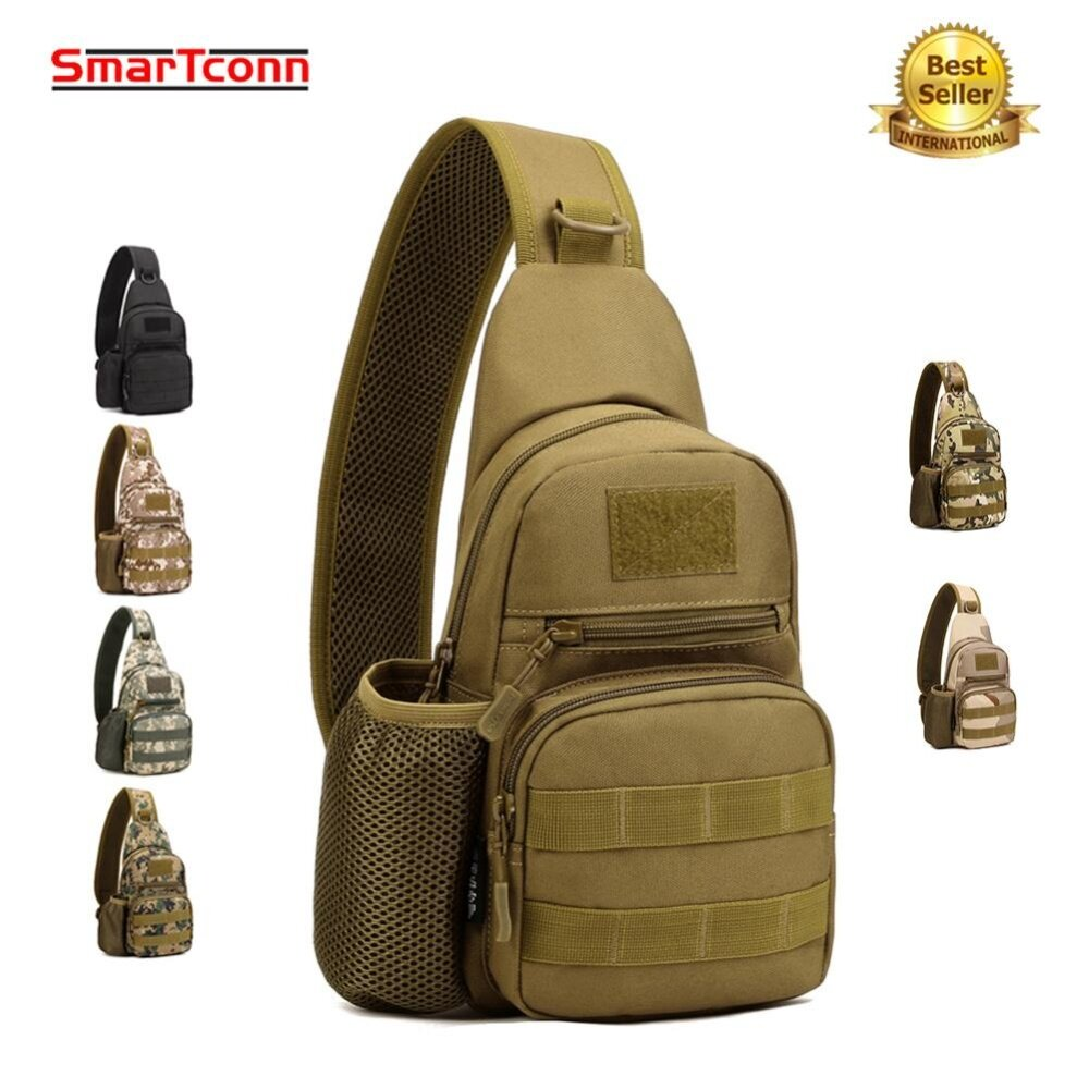 Buy Sell Cheapest Rs Sling Backpack Best Quality Product Deals Tas Selempang Anti Thief Water Proof Smart Crossbody Bag Smartconn Military Tactical Cross Body Backpackmolle System Sports Casual Canvas Waterproof Chest