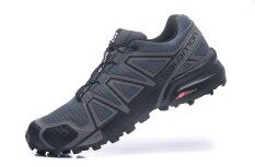 Sports SALOMON Speed Cross 4 Shoes Running and Hiking Sneakers Men s Size  40-47 ( 51552bd308