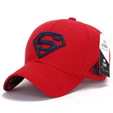 69d02307e36 Superman Baseball Cap Hats for Men Women Adjustable S Logo Letter Casual  Outdoor Snapback Hat(