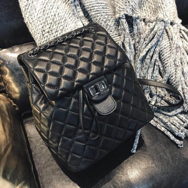 557de7e0bc1 Taliyah Brand 2018 Women PU Leather Travel Backpack School Notebook  Shoulder Bag For Teenagers mochila feminina