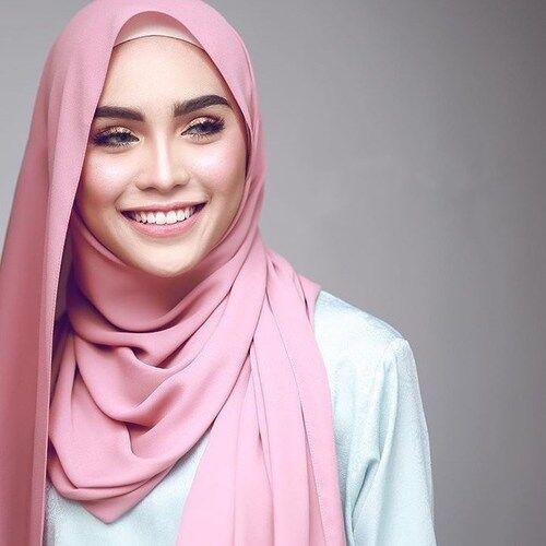 Yang Muslem Meledak Rekreasi Handuk Panjang Benang Handuk Arab Sarung Kepala Mosslem Orang Wanita Warna Murni Malaysia dari Gaya Serban-Internasional
