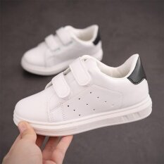The new childrens shoes, the boy girl casual sneakers, white shoebreathable Malaysia