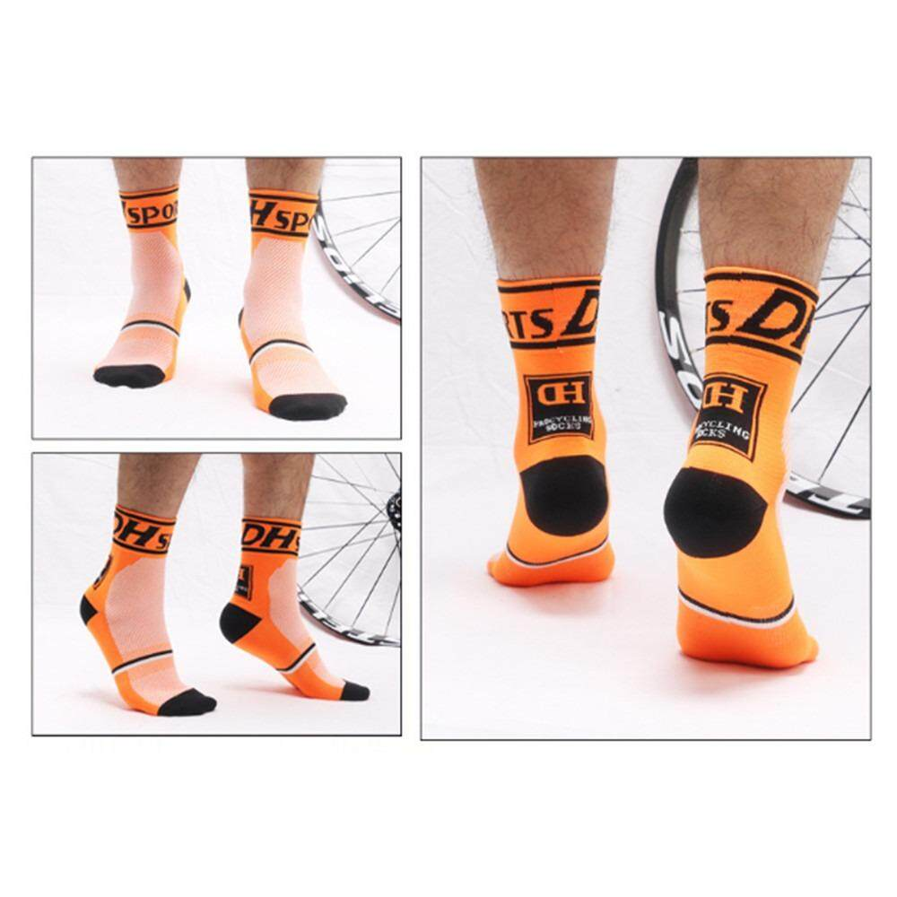 Anti Rub Sports Socks Cycling Hiking Racing Socks Fottball Socks