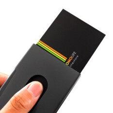 Women card holders buy women card holders at best price in thumb sliding slide business name card case holder wallet black colourmoves