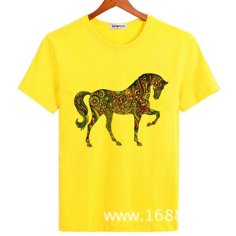 bb3af959ba44 ... cartoon printed male cool tops short sleeve casual art hipster tee shirtMYR39.  MYR 39